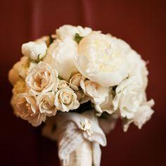 Vintage Bouquet Tie