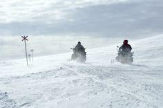 Winterurlaub in Schweden <3