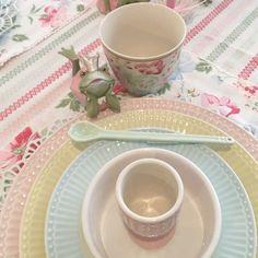 Ich liebe Pastell-Farben, mit der Serie Alice von Green Gate, bin ich damit bestens bedient😊 ➡️ www.die-wandelbar.de