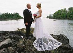 West Coast Weddings with Marilyn McEwen Photography