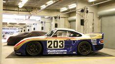 1986 Porsche 961 Gallery