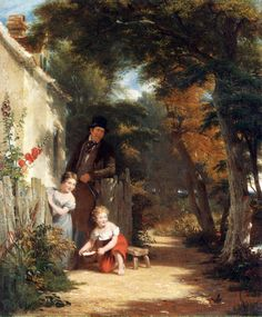 William Frederick Witherington, The Robin