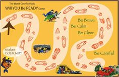 Cub Scouts - Bears Achievement 11 Be Ready
