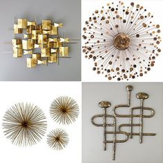 Put down the mirrors and art and say hello to wall sculptures!
