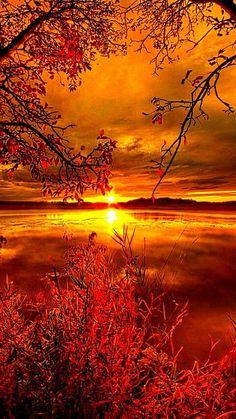 Sunset Mother's Nature Style | von robertsaddler302