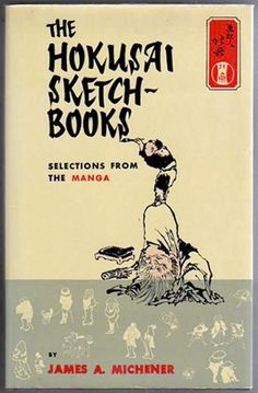 the Hokusai Sketchbooks: Selections from the Manga by James A. Michener http://www.amazon.com/dp/0804802521/ref=cm_sw_r_pi_dp_6cikvb1TVV6FF