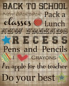 Free subway art, back to school from sweetlyscrappedart.blogspot.com