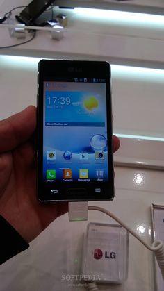LG Optimus L5 II - Appear In Barcelona