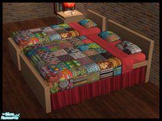 Donnha's Patchwork Bedding - Set2 - 6