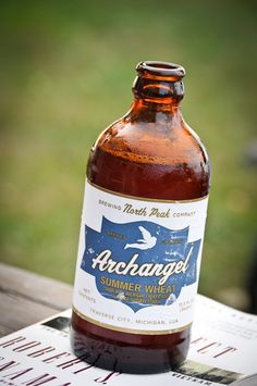 Michigan's bursting with beer, and Archangel is one of the region's most delectable summer offerings.