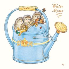Water Music - Peter Cross