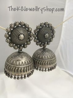 Antique silver jewelry; online shopping; gold covering antique silver jewelry  -  http://thekojewelleryshop.com.