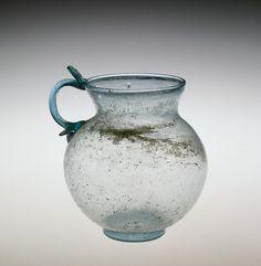 Roman Glass: Pitcher, 1-99   Corning Museum of Glass