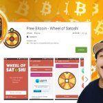 Wheel of Satoshi Bitcoin Faucet App 2017  Get Free Bitcoin
