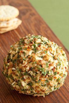 Cheese Ball Recipes, Appetizer Recipes, Bacon Cheese Ball Recipe, Dip Recipes, Potato Recipes, Vegetable Recipes, Yummy Recipes, Vegetarian Recipes, Dinner Recipes