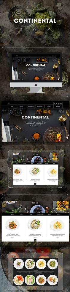 Continental website