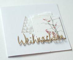 Pusteblume: die letzte Weihnachtskarte
