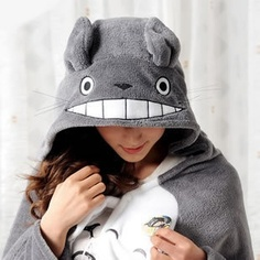 I really want a kirugumi, I like this totoro one but a jiji one would be cool too, I like most of them. A cat one would be nice.