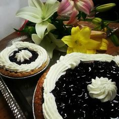 Tis' the season- FRESH berry pies at Martha Greens' Dough'Lectibles Bakery. Triple berry lemon, Strawberry and mini pies. $14.75 large pie and for the $6.50 Mini pie. 105 E. Citrus Avenue Redlands. Monday - Friday 7:00am – 6:00pm. Saturday 8:00am – 4:00pm. Sunday 8:00am – 3 pm