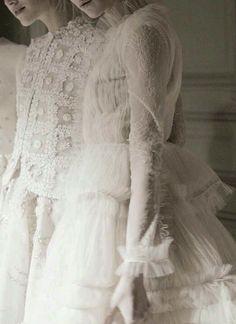 Victorian Vintage Lace..
