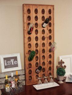 Wine Storage, Storage Ideas, Storage Solutions, Dvd Storage, Wine Shelves, Storage Racks, Cabinet Storage, Riddling Rack, Wine Rack Design