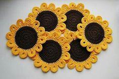 Crochet Jacket Pattern, Crochet Coaster Pattern, Crochet Motif, Crochet Doilies, Hand Crochet, Crochet Flowers, Crochet Stitches, Knit Crochet, Crochet Patterns