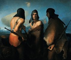 """The Waterprotectors"" by Odd Nerdrum, modern Swedish master of 'kitsch'"