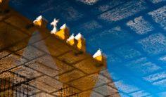 Reflejos I - Iglesia del Jesús, Campeche, Mexico