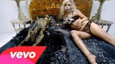 """Lady Gaga - """"Bad Romance."""" Just an all-out epic song and video that I could listen to and watch again and again!"""