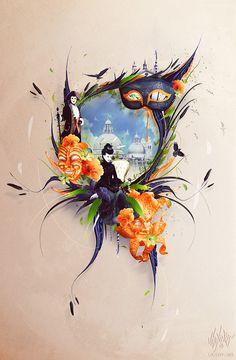 Masquerade by Mr-Xerty on DeviantArt