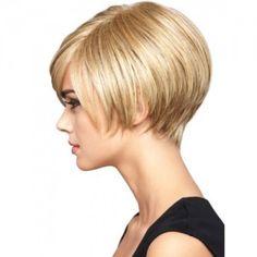 coiffure femme degrade court