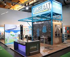 Custom Trade Show Booths - Condit Portfolio