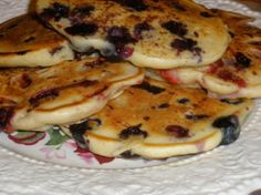 Strawberry Pancakes From Rachael Ray Recipe