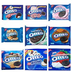 Oreo products