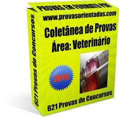 Coletânea Provas para Concursos - Veterinario