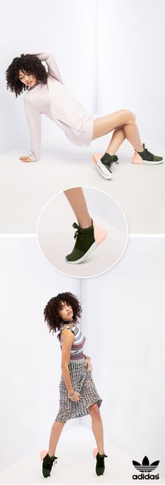 When it comes to style, you should never settle for mediocrity—at least, that's what the Tubular shoe suggests. The ultimate fusion between forward-thinking fashion and a timeless classic, these new adidas Originals let you pay homage to your favorites while still letting you own your unique look.