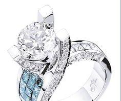 Blue diamonds jewellery jewellery