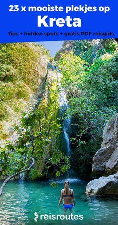 Kreta bezoeken? 23 x bezienswaardigheden, tips + gratis reisgids Heraklion, Resorts, Greece, Tours, Travel, Europe, Acropolis, Greece Country, Viajes
