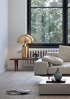 Industriverket by Oscar Properties — MODEDAMOUR #Interior #HomeDesign