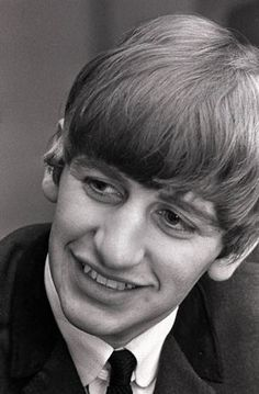 Endearing pic of Ringo Star