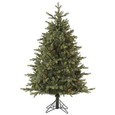 75 Rocky Mountain Instant Shape Artificial Christmas Tree  Unlit >>> More info could be found at the image url.