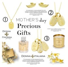 """For Mom!"" by donna-italiana ❤ liked on Polyvore featuring Tom Dixon and Jimmy Choo"