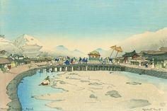 Marriage Procession. Seoul by Elizabeth Keithdd