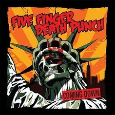 """Five Finger Death Punch """"Coming Down"""" Single from American Capitalist"""