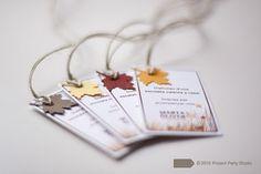 #bodas #weddings #invitation #invitación #otoño #autum #hojas #leaves @Project Party Studio