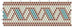 Resultado de imagen de técnica peyote abalorios