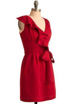 Color of desire dress