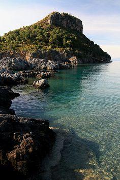 Dino Island, Calabria, Italy