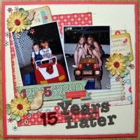 A Project by kerry bruce from our Scrapbooking Gallery originally submitted 09/21/12 at 01:56 PM