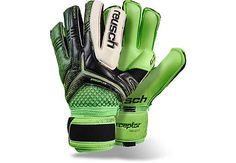 6a6bf578b Reusch RE CEPTOR PRO G2 Ortho-Tec Goalkeeper Gloves - Black and Green